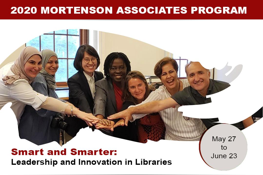 Naseej Academy and SLA-AGC Grant to Attend Mortenson Center Associates Program
